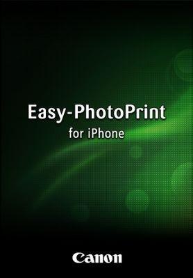 Canon iepp print